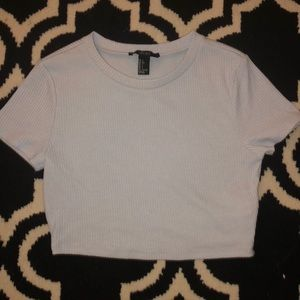 Cropped T-shirt from forever 21